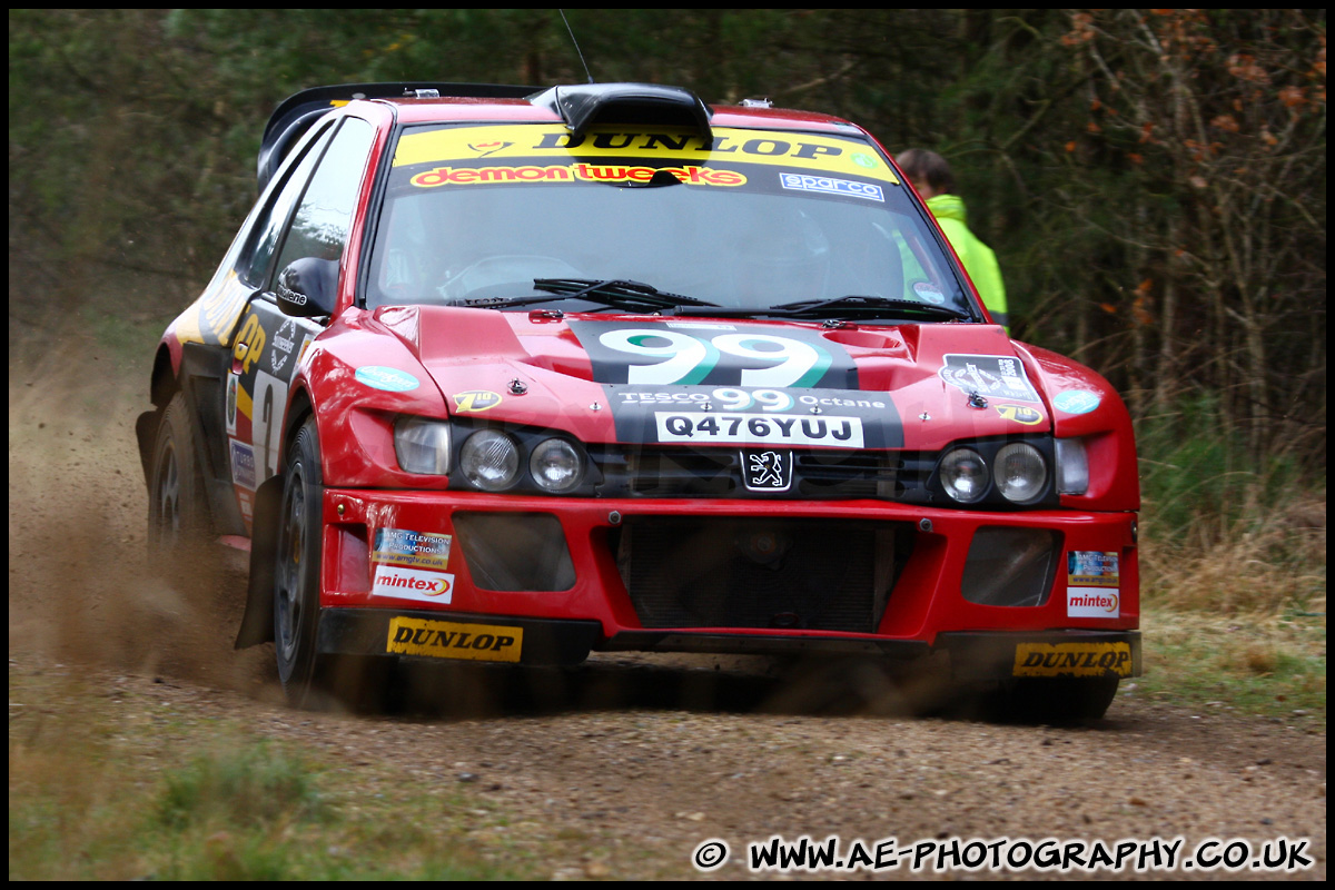 Andy Burton Peugeot 306 Cosworth Photos By Ae Photography